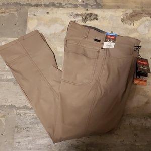 Mens Wrangler Outdoor Series Pants Size 34X32